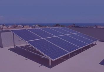 مشروع الطاقة البديلة للمنازل