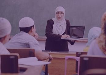 المشاريع التعليمية