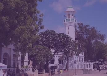 جامع وبئرمحمد صالح غلوم رحمه الله
